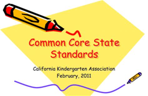 Research on common core standards